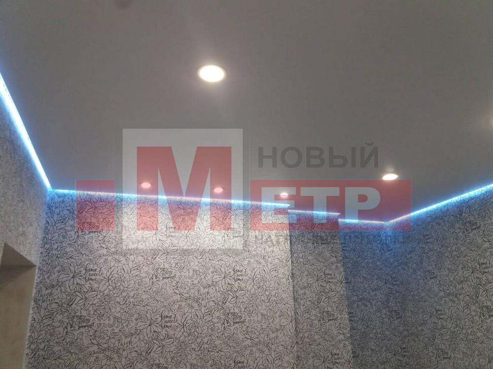 Натяжные потолки «Новый Метр» в Киеве